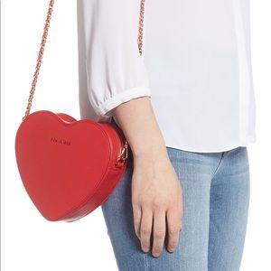 Ted Baker Amellie Leather Crossbody Bag